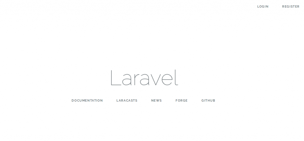 laravel authetication
