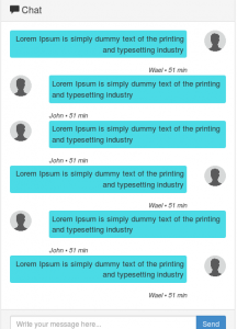 building a chat app