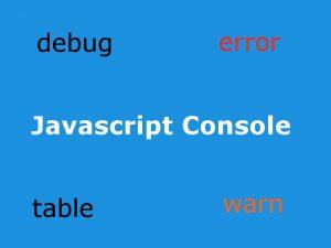 javascript console hidden pieces
