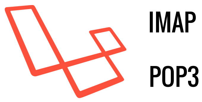 using IMAP and POP3 with laravel