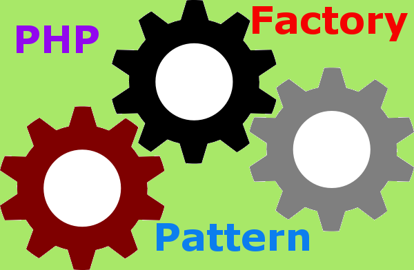php factory pattern