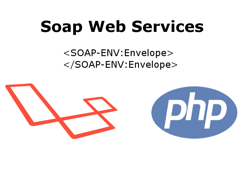 using soap in php and laravel