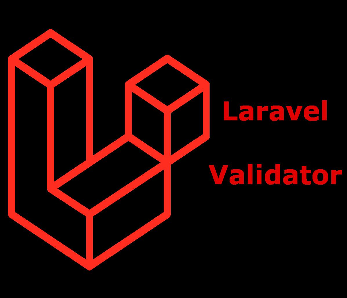 laravel validator