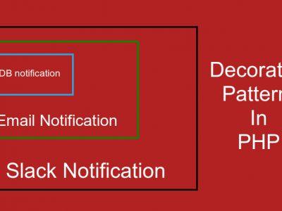 Demonstrating Decorator Design Pattern In PHP
