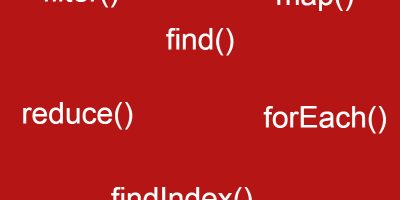 Top 7 Javascript Array Functions You Should Know Filter, Find, Map, and More
