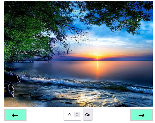 image viewer an example on spl doubly linked list